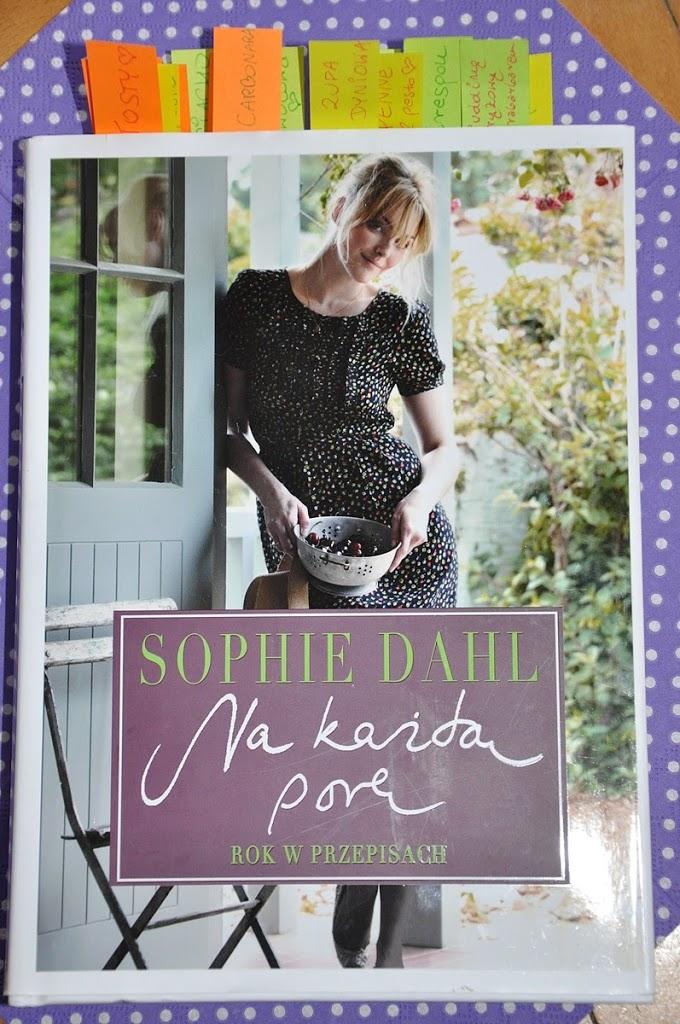 Sophie Dahl : Na każdą porę. Rok w przepisach