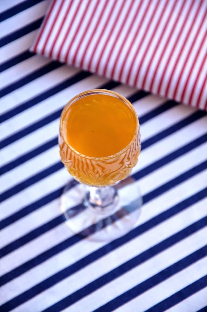Nalewka pomarańczowo – kawowa