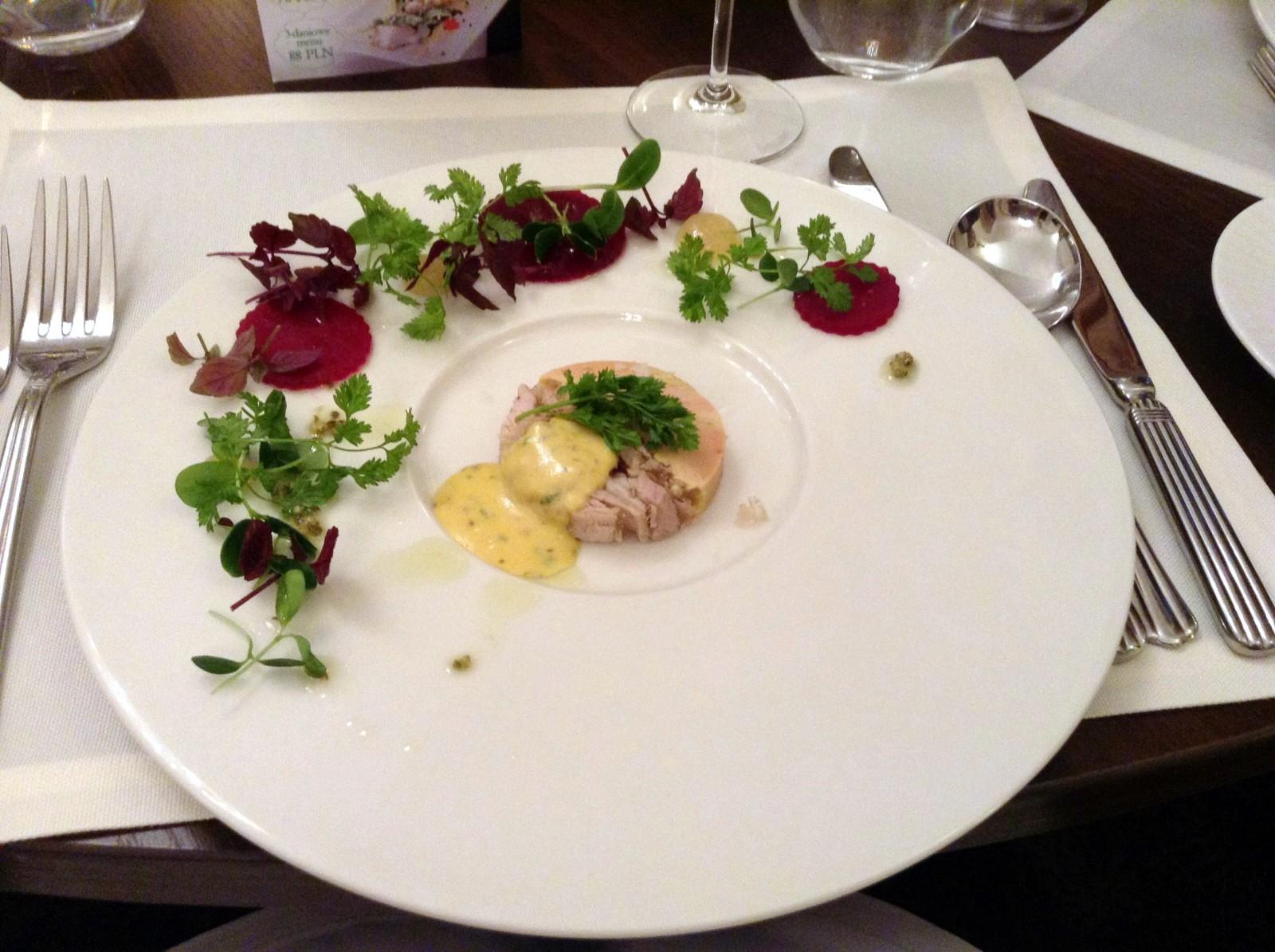 Nowy koncept 'Prosto z targu' w restauracji La Rotisserie