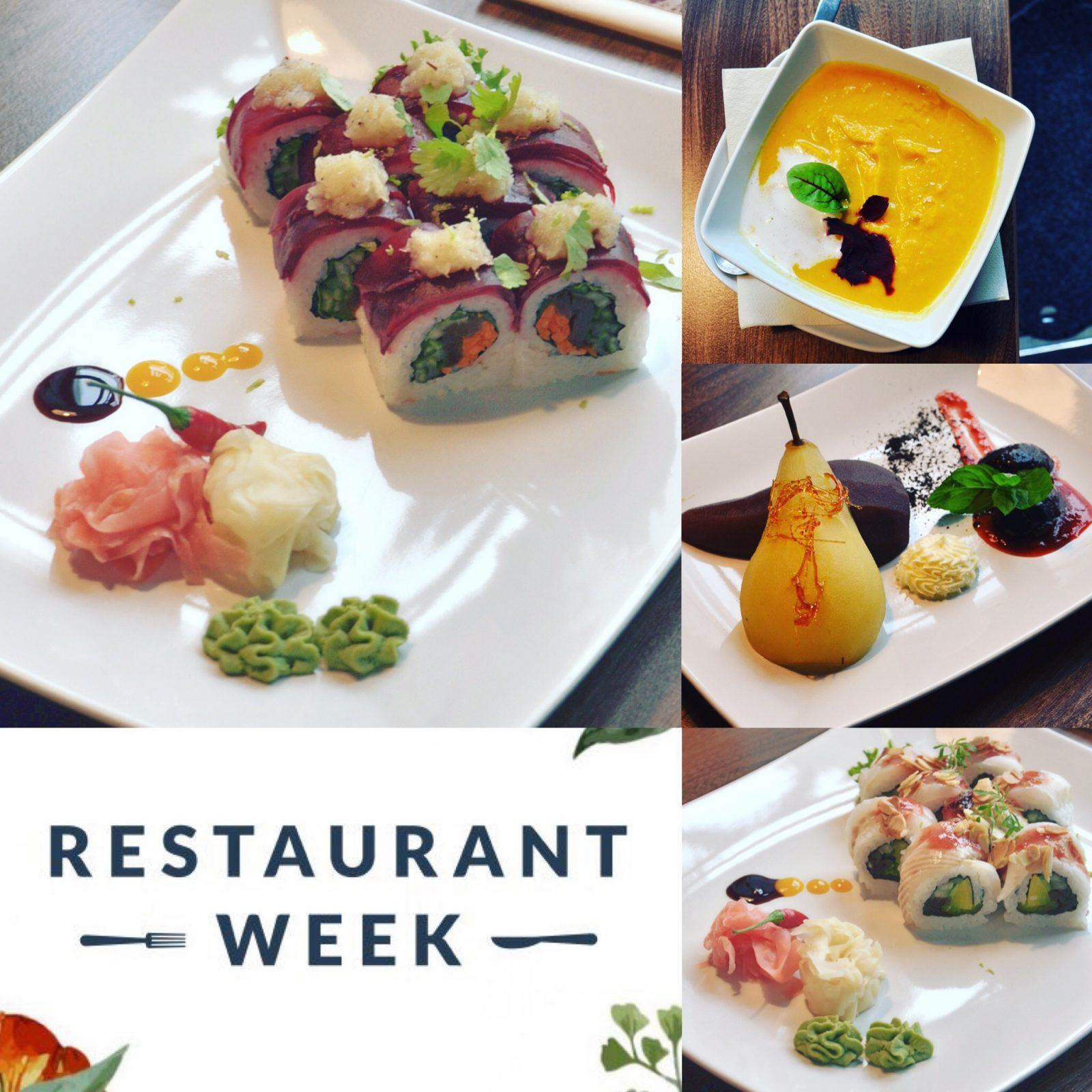 Restaurant Week Łódź / Sendai Sushi / KONKURS