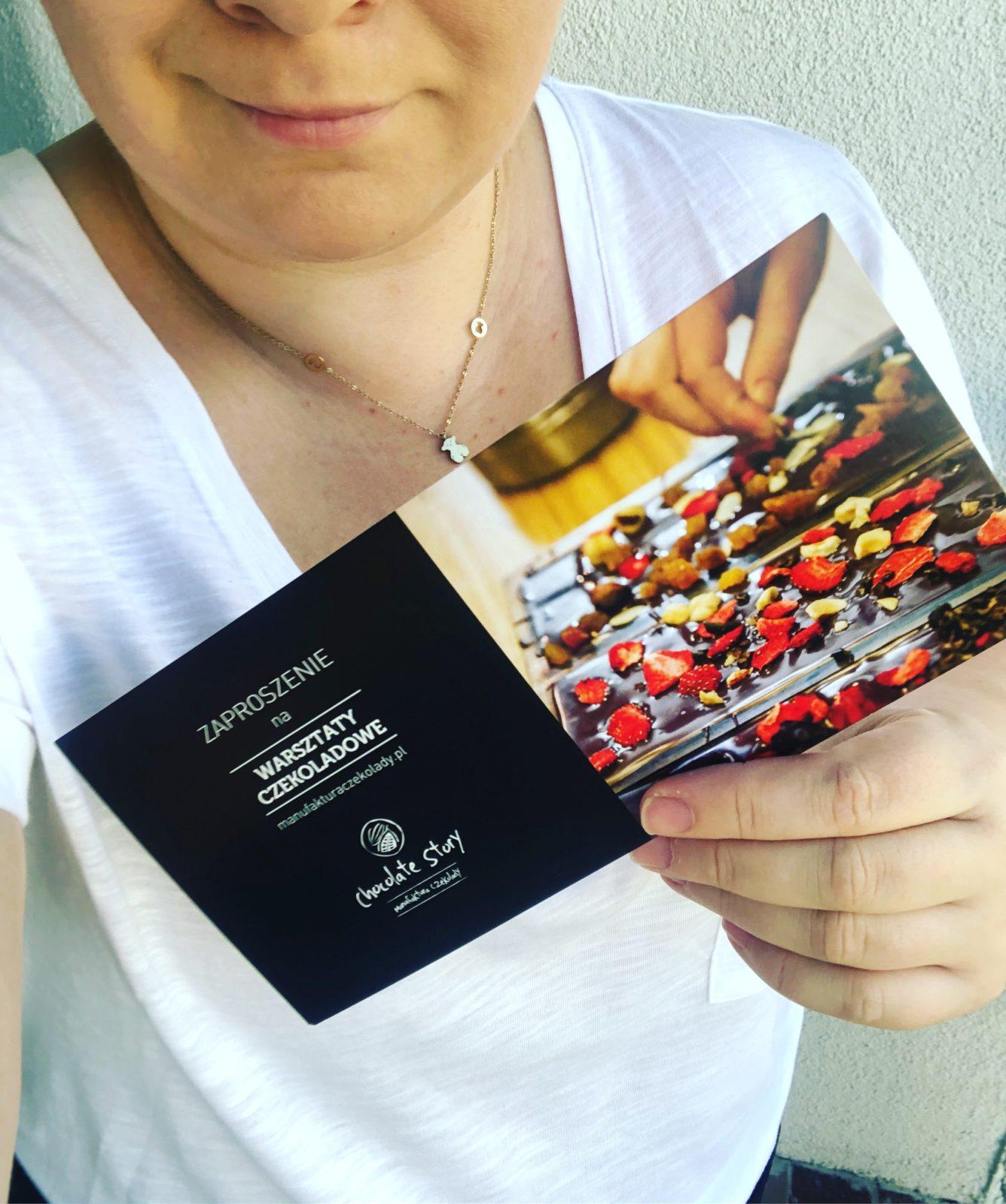 Konkurs! Wygraj zaproszenie na czekoladowe warsztaty w Manufakturze Czekolady w Łodzi!